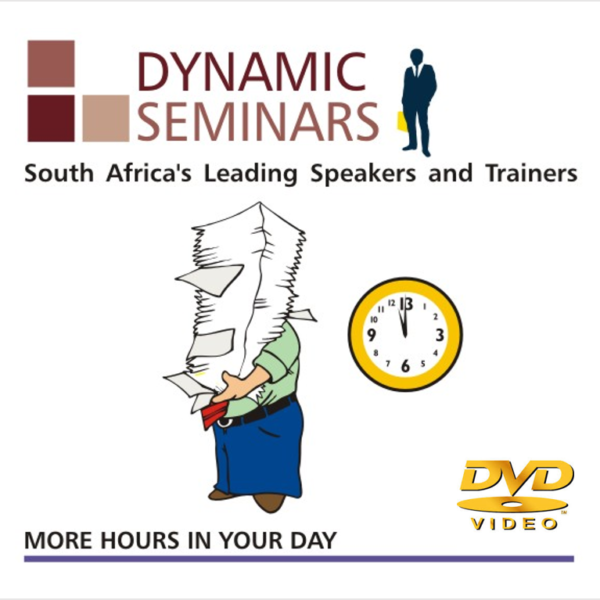 More hours DVD - Dynamic Seminars