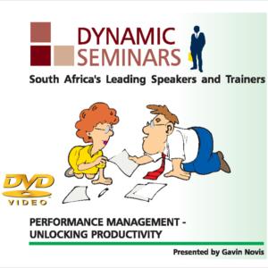 Performance DVD - Dynamic Seminars
