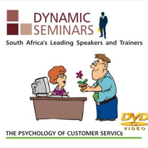 Customer Service - Dynamic Seminars