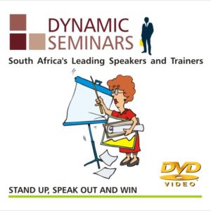 Stand up DVD - Dynamic Seminars