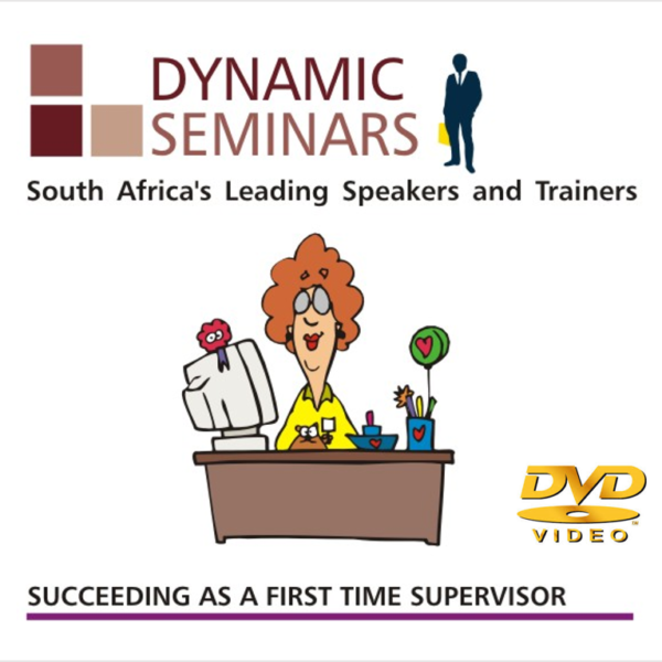 Supervisory DVD - Dynamic Seminars